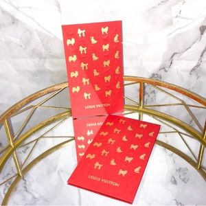 Louis Vuitton year of the Dog Chinese New Year set